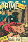 Cover for Crime Casebook (Horwitz, 1953 ? series) #13