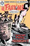 Cover for Le Fantôme (Editions Héritage, 1975 series) #23