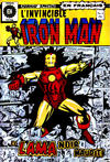 Cover for L'Invincible Iron Man (Editions Héritage, 1972 series) #4