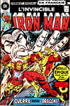 Cover for L'Invincible Iron Man (Editions Héritage, 1972 series) #36