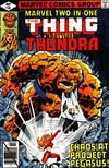 Cover for Marvel Two-in-One (Marvel, 1974 series) #56 [Direct]