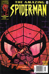 Cover for The Amazing Spider-Man (Marvel, 1999 series) #29 [Newsstand Edition]