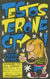 Cover for Testosterone City (Starhead Comix, 1990 series)