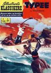 Cover for Illustrerte Klassikere [Classics Illustrated] (Illustrerte Klassikere / Williams Forlag, 1957 series) #124 - Typee