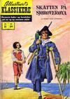Cover for Illustrerte Klassikere [Classics Illustrated] (Illustrerte Klassikere / Williams Forlag, 1957 series) #11 - Skatten på sjørøverøya