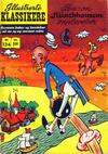 Cover for Illustrerte Klassikere [Classics Illustrated] (Illustrerte Klassikere / Williams Forlag, 1957 series) #134 - Baron Münchhausens opplevelser