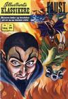 Cover for Illustrerte Klassikere [Classics Illustrated] (Illustrerte Klassikere / Williams Forlag, 1957 series) #146 - Faust