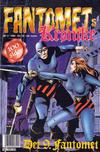 Cover for Fantomets krønike (Semic, 1989 series) #3/1990
