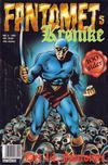 Cover for Fantomets krønike (Semic, 1989 series) #3/1991
