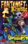 Cover for Fantomets krønike (Semic, 1989 series) #4/1991