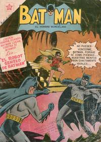 Cover Thumbnail for Batman (Editorial Novaro, 1954 series) #54