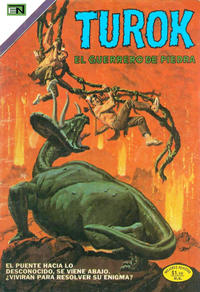 Cover Thumbnail for Turok (Editorial Novaro, 1969 series) #54
