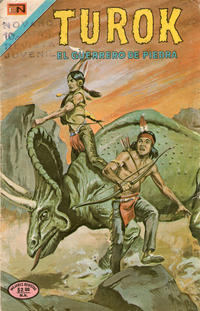 Cover Thumbnail for Turok (Editorial Novaro, 1969 series) #80