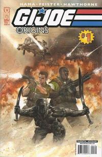 Cover Thumbnail for G.I. Joe: Origins (IDW, 2009 series) #1 [Cover RI]