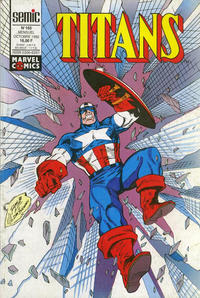 Cover Thumbnail for Titans (Semic S.A., 1989 series) #165