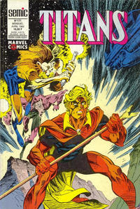 Cover Thumbnail for Titans (Semic S.A., 1989 series) #171