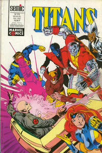 Cover Thumbnail for Titans (Semic S.A., 1989 series) #172