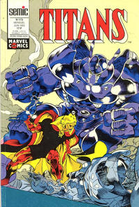 Cover Thumbnail for Titans (Semic S.A., 1989 series) #173