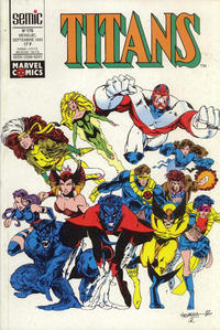 Cover Thumbnail for Titans (Semic S.A., 1989 series) #176