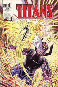 Cover for Titans (Semic S.A., 1989 series) #178