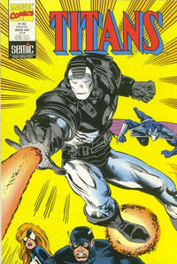 Cover Thumbnail for Titans (Semic S.A., 1989 series) #182