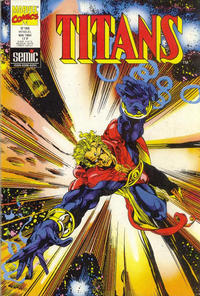 Cover Thumbnail for Titans (Semic S.A., 1989 series) #184