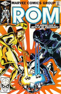 Cover Thumbnail for ROM (Marvel, 1979 series) #20 [Direct Edition]