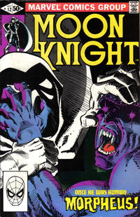 Cover Thumbnail for Moon Knight (Marvel, 1980 series) #12 [Direct]
