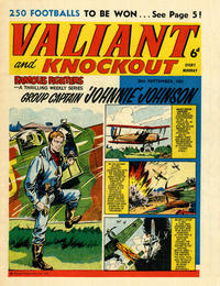 Cover Thumbnail for Valiant and Knockout (IPC, 1963 series) #28 September 1963