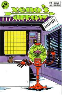 Cover Thumbnail for Xeno's Arrow (Cup O' Tea Studios, 1999 series) #4