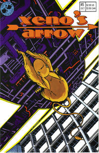 Cover Thumbnail for Xeno's Arrow (Cup O' Tea Studios, 1999 series) #5