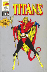 Cover Thumbnail for Titans (Semic S.A., 1989 series) #187