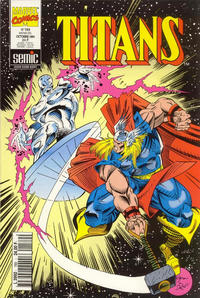 Cover Thumbnail for Titans (Semic S.A., 1989 series) #189