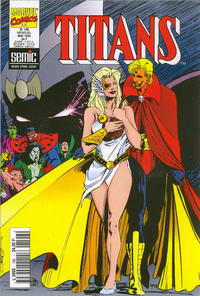 Cover Thumbnail for Titans (Semic S.A., 1989 series) #196