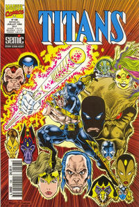 Cover Thumbnail for Titans (Semic S.A., 1989 series) #198