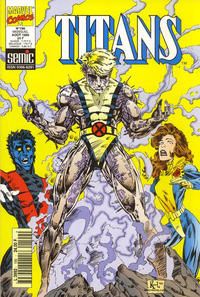 Cover Thumbnail for Titans (Semic S.A., 1989 series) #199