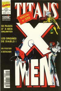 Cover Thumbnail for Titans (Semic S.A., 1989 series) #200