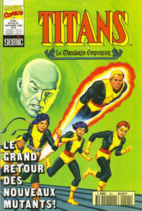 Cover Thumbnail for Titans (Semic S.A., 1989 series) #201