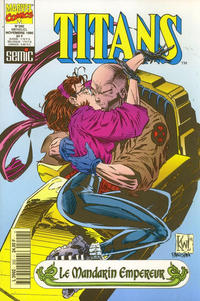 Cover Thumbnail for Titans (Semic S.A., 1989 series) #202