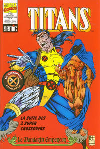 Cover Thumbnail for Titans (Semic S.A., 1989 series) #203
