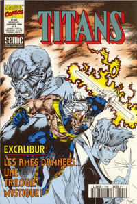 Cover Thumbnail for Titans (Semic S.A., 1989 series) #204