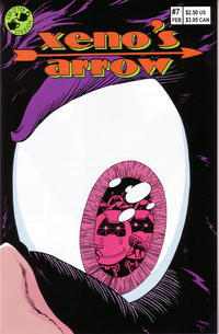 Cover Thumbnail for Xeno's Arrow (Cup O' Tea Studios, 1999 series) #7