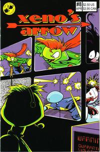 Cover Thumbnail for Xeno's Arrow (Cup O' Tea Studios, 1999 series) #8