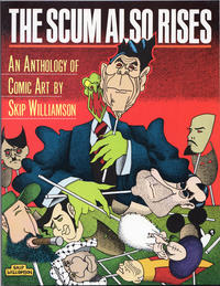 Cover Thumbnail for The Scum Also Rises: An Anthology of Comic Art (Fantagraphics, 1988 series)