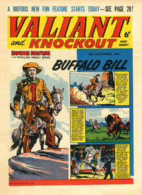 Cover Thumbnail for Valiant and Knockout (IPC, 1963 series) #16 November 1963