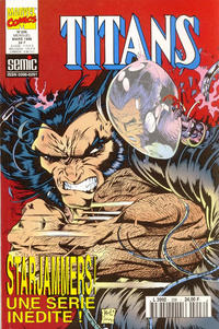 Cover Thumbnail for Titans (Semic S.A., 1989 series) #206