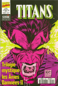 Cover Thumbnail for Titans (Semic S.A., 1989 series) #205