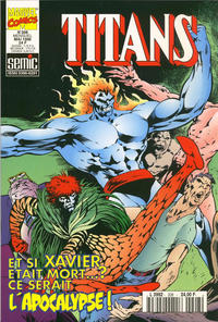 Cover Thumbnail for Titans (Semic S.A., 1989 series) #208