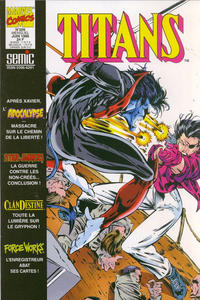 Cover Thumbnail for Titans (Semic S.A., 1989 series) #209