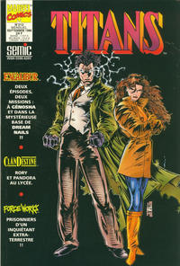 Cover Thumbnail for Titans (Semic S.A., 1989 series) #212